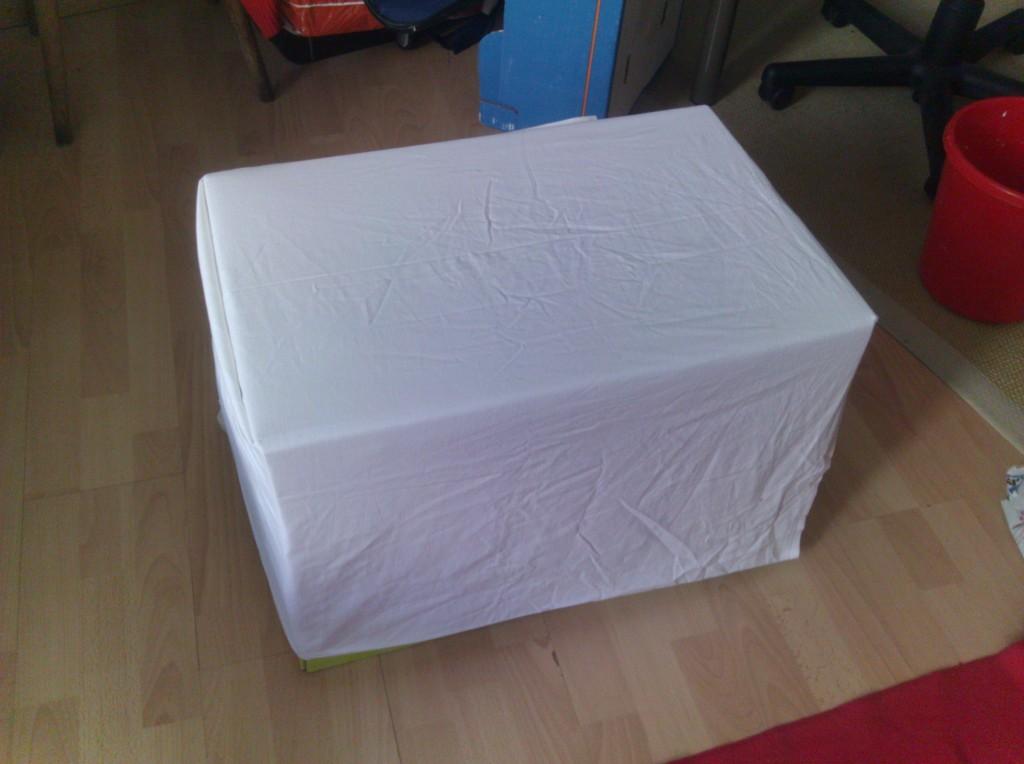 Step 4 - Cardboard Furniture