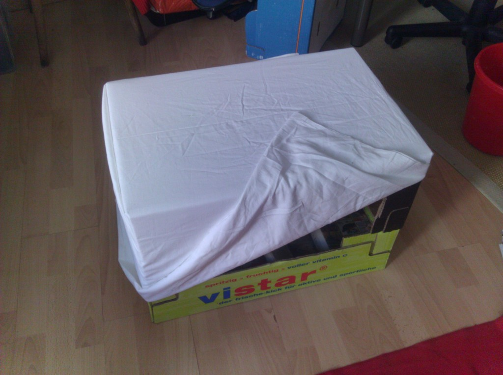 Step 6 - Cardboard Furniture