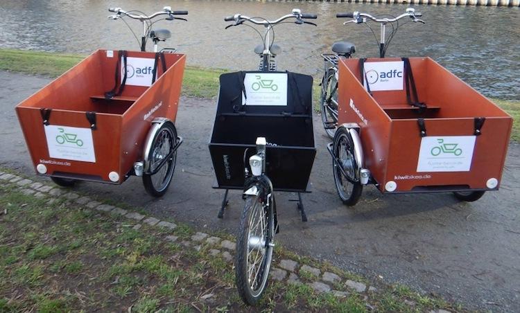 Cargo Bikes - © fLotte Berlin