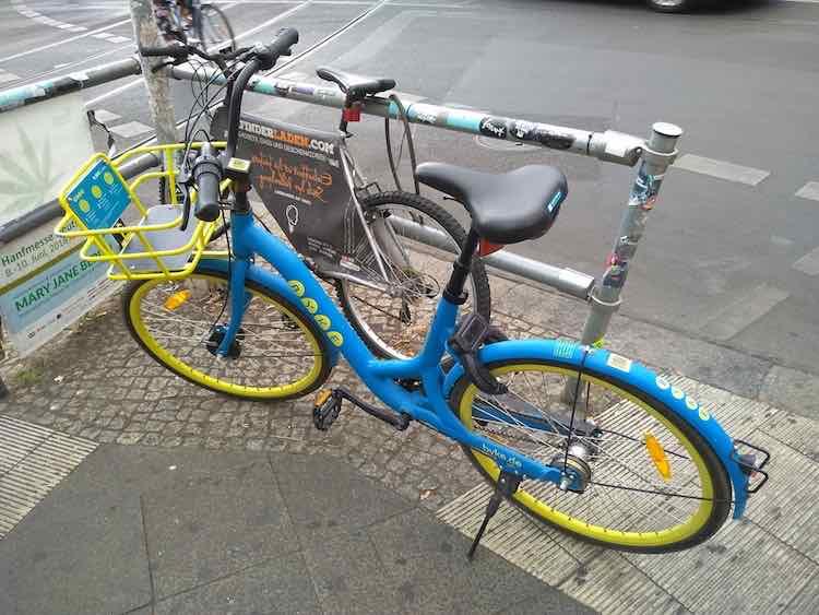 🚲 Comparison of Bike Sharing (+Free Rides) - Berlin Cheap com