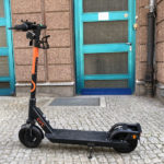 Circ electric scooter