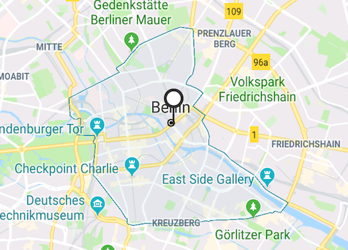 🛴 E-Scooter Sharing Compared (+Free Coupons) - Berlin Cheap com